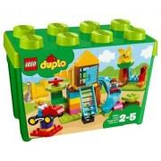 Lego Duplo. 10864 Duży plac zabaw