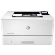 Imprimanta laser alb/negru HP LaserJet Pro M404dn, A4, 38 ppm , Duplex, Retea (Alb)