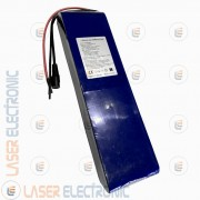 Batteria a Litio 36V 7.8AH 7800mA max Discarge 20A + Charger 42V 2.0Ah