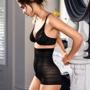 Wacoal Shape-Tüll-Kleid, -BH oder -Panty, 85B - Schwarz - BH