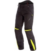Dainese Tempest 2 D-Dry Pants Black/Black/Fluo Yellow 56