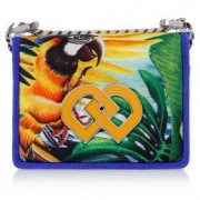 Dsquared2 Mini Borsa A Spalla Stampata Primavera-Estate Art. 58907