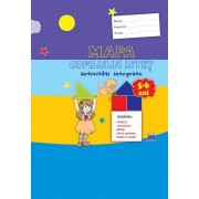Mapa copilului istet. activitati integrate. Grupa Mare. 5-6 ani