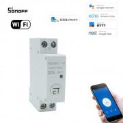 WiFi inteligentný spínač 1P 32A Din Rail eWeLink APP
