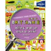 Reisgids Lonely Planet Verboden voor ouders - Groot-Brittannië | Lannoo