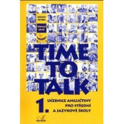 Polyglot Time to talk 1 - kniha pro studenty - Tomáš Gráf, Peters Sarah