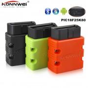KONNWEI KW902 Elm327 Bluetooth OBD2 Auto Diagnostic Scanner
