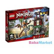LEGO NINJAGO Az özvegy tigris szigete 70604