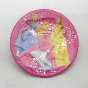 Disney Hercegnős parti tányér
