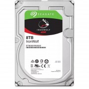 Disco Duro Seagate IronWolf de 8 TB