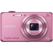 Sony Cyber-Shot DSC-WX220 Compakt camera, 18,2 Megapixel, 10x opt. Zoom, 6,8 cm (2,7 inch) Display