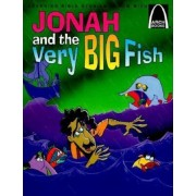 Jonah and the Very Big Fish: The Book of Jonah for Children, Paperback