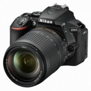 NIKON D5600 (Crna) + 18-140mm VR