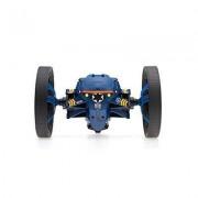 Parrot Minidrone Jumping Night Diesel con Luci LED e Microfono, Blu