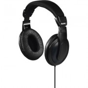 Слушалки HAMA 184013,Basic4TV,HK-5619 с 6 м кабел ,Черен