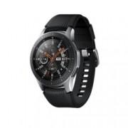 "Смарт часовник Samsung Galaxy Watch 46 mm, 1.3"" (32.9mm) Super AMOLED дисплей, Bluetooth 4.2, Wi-Fi, до 80 часа време за работа, сребрист"