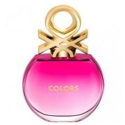 Benetton colors de benetton pink 50 ml eau de toilette edt profumo donna