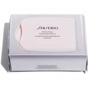 Shiseido Generic Skincare Refreshing Cleansing Sheets odličovací ubrousky pro hloubkové čištění 30 ks