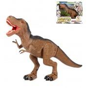 Elemes BIG Tyrannosaurus Rex Dínó mozog, világít No.RS6127 - Gyerek játék