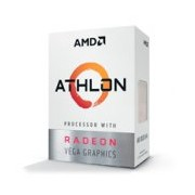 CPU AMD ATHLON 200GE S-AM4 35W 3.2 GHZ CACHE 4 MB 2CPU 3GPU CORES / GRAFICOS RADEON™ VEGA 3