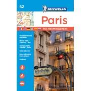 Plattegrond 62 Paris – Parijs | Michelin