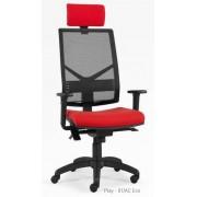 Cadeiras de Escritório Executivas Com Braços Play 01/AC