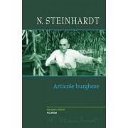 Articole burgheze/N. Steinhardt