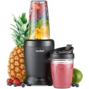 Blender ultrablend pentru Smoothie VonShef 2013283, Putere 1000W, Fara BPA, Nuci, Sosuri, Piureuri