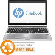 "HP EliteBook 8570p, 39,6 cm/15,6"", Core i7, 128 GB SSD (generalüberholt)"