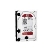 Hd - 4.000gb (4tb) / 5.400rpm / Sata3 / 3,5pol - Western Digital Red- Wd40efrx