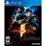 RESIDENT EVIL 5 HD Play Station 4