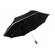 New Berry UNISEX vystřelovací deštník černý A-018