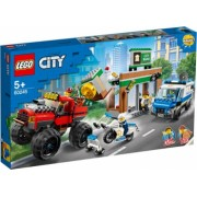 LEGO City Furtul cu Monster Truck No. 60245