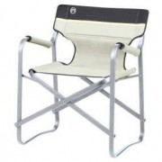 Coleman Campingstuhl Coleman Deck Chair in khaki