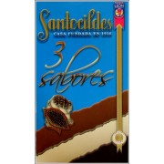 CHOCOLATE 3 SABORES 200 GRS