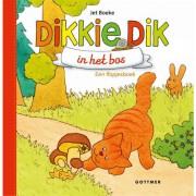 Dikkie Dik: Dikkie Dik in het bos - Jet Boeke