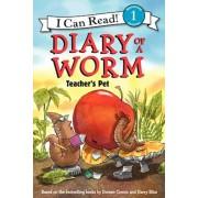 Diary of a Worm: Teacher's Pet, Paperback