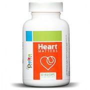Delta Matters Heart Matters - 60 Vegicapsules