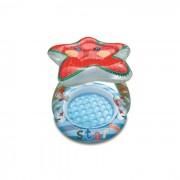 Intex piscina baby con parasole 102 cm