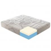 Materasso Memory 5cm Polifoam 160x200