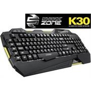 Sharkoon SHARK ZONE K30 Modern keyboard with LED