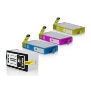 HP 920XL (C2N92AE) промо пакет (BK,C,M,Y) 4бр.