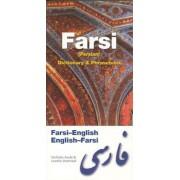 Farsi-English/English-Farsi Dictionary & Phrasebook, Paperback
