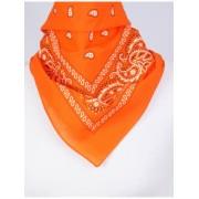 Bandana / boerenzakdoek in oranje