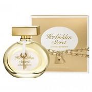 Antonio Banderas Her Golden Secret 80Ml Per Donna (Eau De Toilette)
