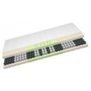 Schlaraffia ComFEEL® plus #br# Anders als die Vorgängerserie besitzen die ComFEEL® plus Matratzen einen dreiteiligen horizontalen Aufbau der Kern-Segmente; aus zwei verschiedenen elastischen BULTEX®-Qualitäten aufgebaut. Kombiniert mit aufw