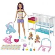 Mattel Barbie Opieka nad maluszkiem