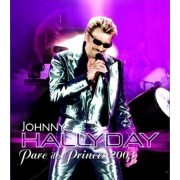 Johnny Hallyday - Parc des Princes (0600753088272) (1 BLU-RAY)
