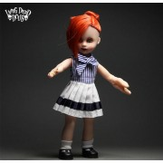 LIVING DEAD DOLLS bábu - Lydia The Homár girl - MEZ93330-5