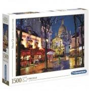 Puzzle 1500 Paris Montmartre - Clementoni